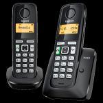 Беспроводной телефон Siemens GigaSet A120 Duo