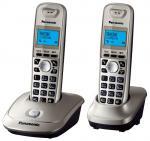 Радиотелефоны Panasonic KX-TG2512 (платиновый)