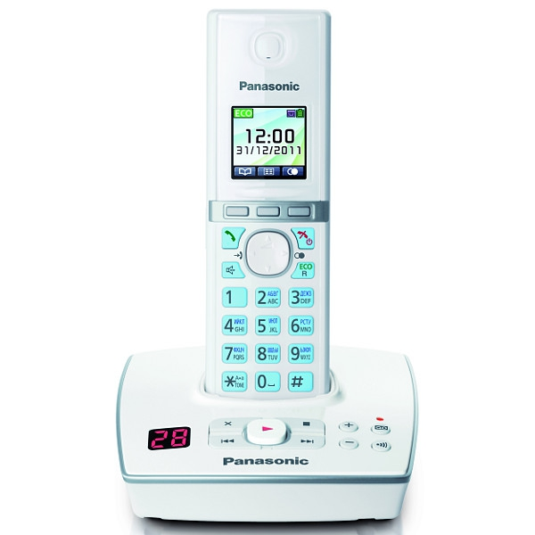 Радиотелефон Panasonic KX-TG8061RUW