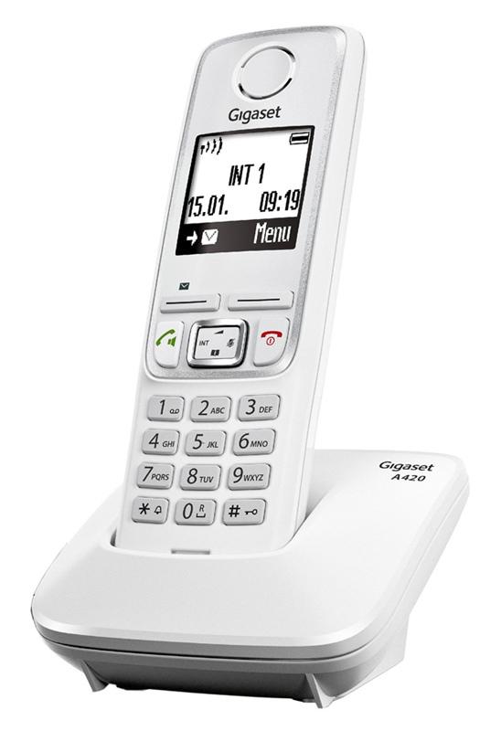 Радиотелефон Gigaset A420: